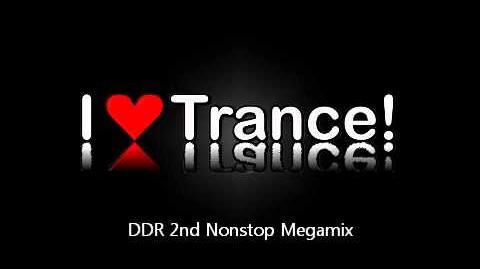 Dance Dance Revolution 2nd Nonstop Megamix