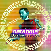 PARANOIA survivor MAX-jacket