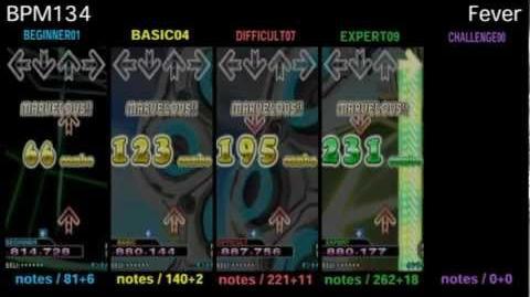 DDR X3 Fever - SINGLE