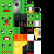 ROBO2001 Texture EXTREME 2 STRIKE
