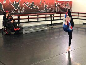 806 Sarah rehearsal
