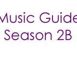 Music Guide Season 2B