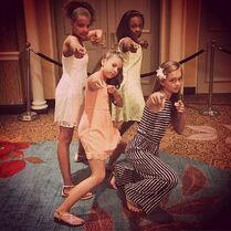Jennifer Kylie Mackenzie BrookeK - coming for TDA NYC 2015