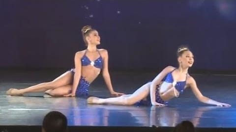 Two Sapphires - Kalani Hilliker and Maddie Ziegler - Nuvo - Pittsburgh Nov 2013