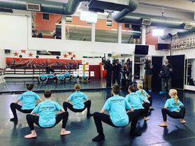 803 Group rehearsal
