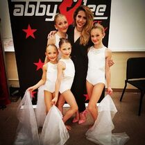 722 ALDC Group dance costumes