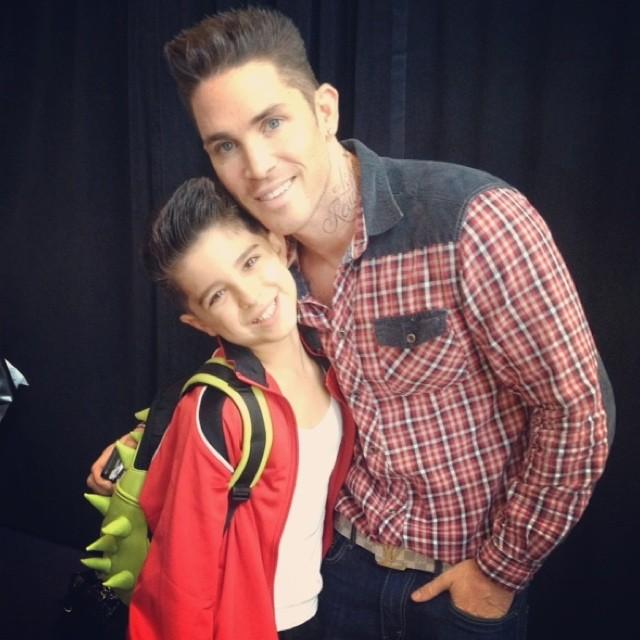 Blake mcgrath and mia michaels dating