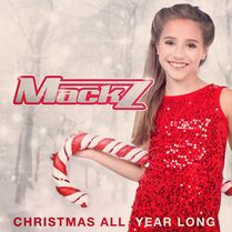 Mack Z Christmas All Year Long promo1
