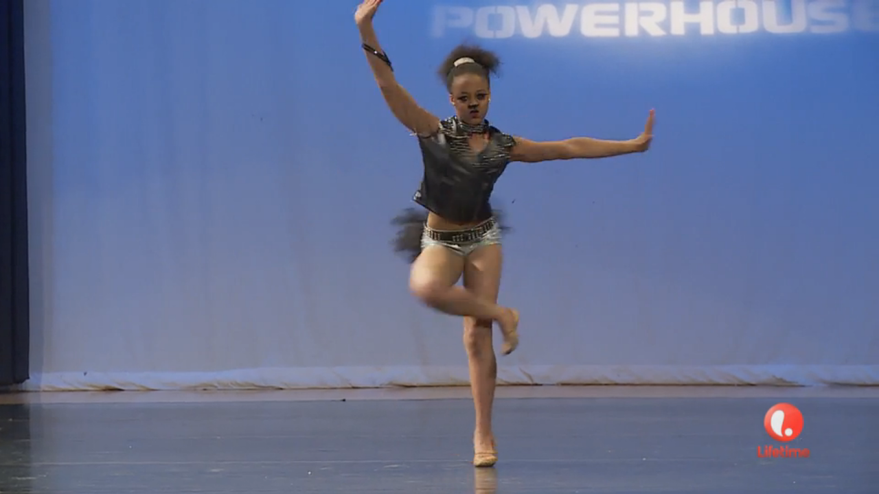 Nia Frazier Dancing Season 4