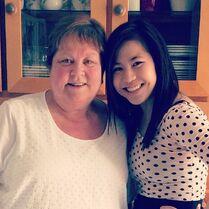 SarahP with mom Kim 2014-05-11