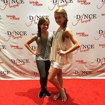 Mackenzie and BrookeK - TDA NYC 2015
