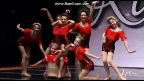 Dance Moms-Group-Bad Apples(Apple Tree)