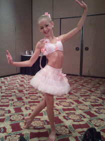111 Chloe in group costume
