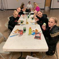 806 Team lunch