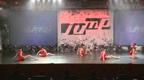 Red With Envy - ALDC Jr Group - Jump - Pittsburgh 2014