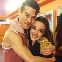 RickyP and Kendall 2015-03-28