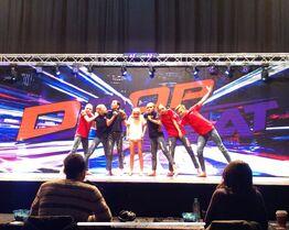803 Group Dance