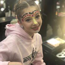 802 GiaNina with group makeup