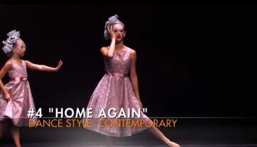 Abbys Top Ten Dances - 4 Home Again - Ally Serigne