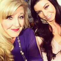 Jessalynn and Kira 2014-12-13