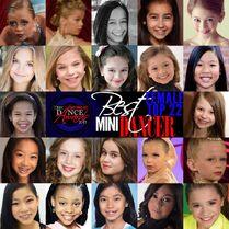 TDA NYC - Top 20 Mini Female 2015