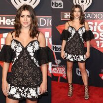 718 Kalani on iHeart awards carpet