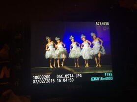 Diamonds - group dance 02 - via saviklasen 7Feb2015