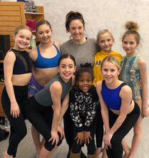 808 Girls with Gianna