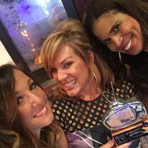 Gianna Jill Holly - Reality TV Awards - Best Recurring Cast - 13May2015