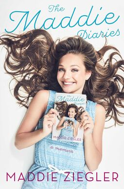 The Maddie Diaries cover