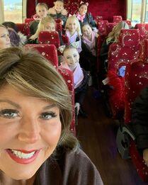 802 Team on the bus