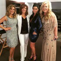 Mid-season 5 reunion 2015-02-17 - via IGjess 2