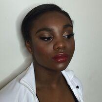 723 Camryn solo makeup