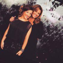 Gianna and Abby 2015-03-14