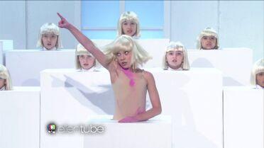 Maddie - Elastic Heart - on Ellen 00