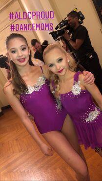 804 Hannah and Lilliana duet