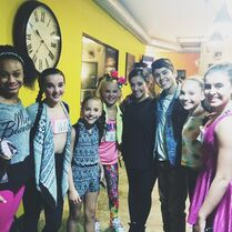 505 Team with Gianna JoJo Kalani Maddie-gram