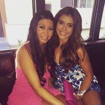Kira and Kalani - Reality TV Awards - 2015-05-13