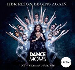 Dance Moms S8 Poster