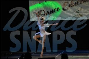 Chloe Lukasiak Ma Hes Making Eyes at Me DEA Las Vegas 11July2011