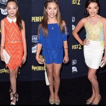 Maddie Kendall Mackenzie - Pitch Perfect 2 Premiere - 2015-05-09