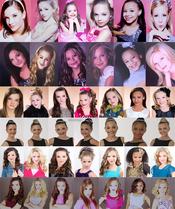 Pyramid collage season 1-4