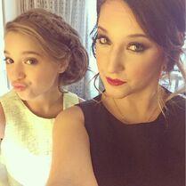 Gia and Mackenzie - 2015-07-12 c