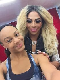 Nia and Shangela Laquifa - Where in the World Is Abby Lee Miller