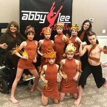 802 Group costumes