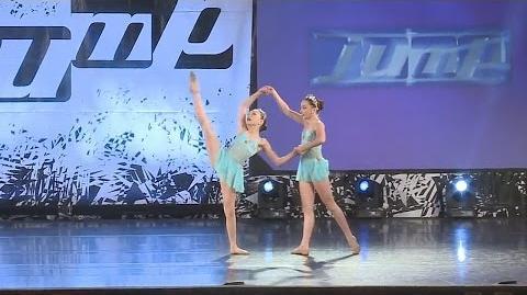 Kendall Vertes & Maddie Ziegler - Through the Glass