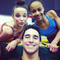 Kevin Cosculluela/Gallery | Dance Moms Wiki | FANDOM ... Brooke Hyland And Kevin Cosculluela