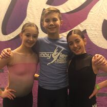 803 Brady, GiaNina and Brady at Sheer Elite