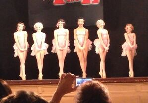Group dance decadentdarlings