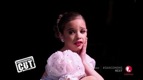 Cry - Mackenzie Ziegler - FULL SOLO - Dance Moms Choreographer's Cut